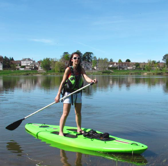 Stand Up Paddle avec La Fourmy